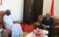 Visite au Burundi du Conseiller Spécial du Secrétaire général pour la prévention du génocide