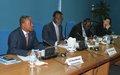 Réunion entre le Gouvernement, Nations Unies et partenaires sur la transition BNUB