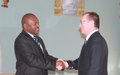 Visit to Burundi of Under Secretary-General