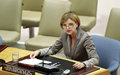 The Secretary-General Appoints Karin Landgren of Sweden as Special Representative for Liberia