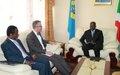 PBC Chair reiterates international community support to Burundi