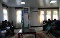 Visite au Burundi d'un haut fonctionnaire des Nations Unies pour les droits de l'homme