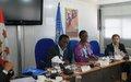 SRSG Onanga-Anyanga announces meeting to help lower political tensions in Burundi