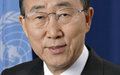 UN Secretary-General Ban Ki-moon's message for the International Day for the Eradication of Poverty