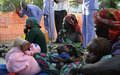 Cholera outbreaks in Central, West Africa