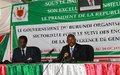 Ouverture de la deuxième conférence des partenaires pour le développement du Burundi