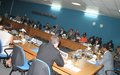 Le BNUB accueille la première réunion du groupe stratégique d'appui au processus électoral au Burund